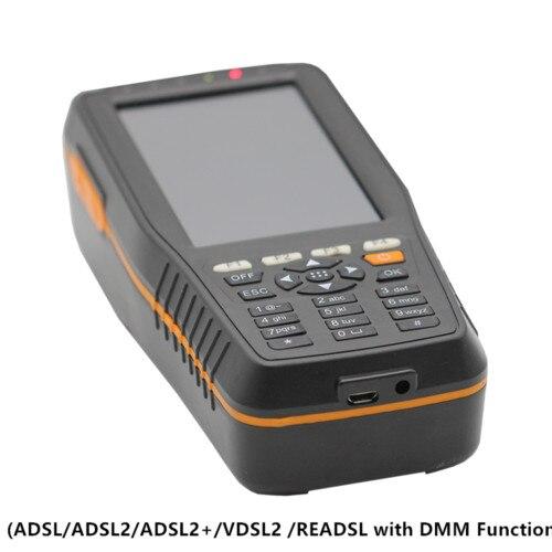 Testeur VDSL VDSL2 de base pour outils de test et de Maintenance de ligne xDSL ADSL2 +/READSL