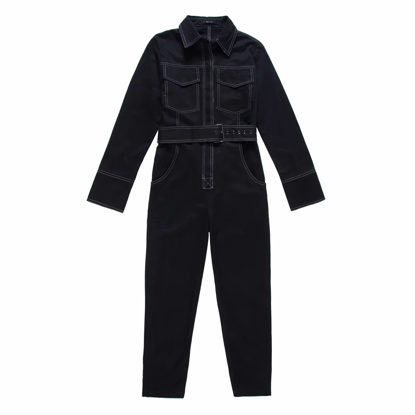 High Waist   Pants   Camouflage Loose Joggers Army Harem Camo   Pants   Women Streetwear Punk Black Cargo   Pants     Capris   Trousers XM479