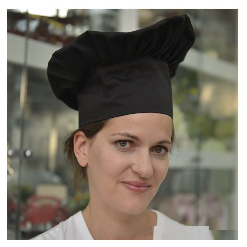 (5pcs/lot)cotton hats Food cooks hot style hotel restaurant kitchen working cap west bakers pastry chef white hat cooker stuff
