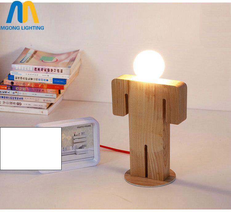 Candeeiros de Mesa quarto lâmpada de mesa presente Direção da Sombra : Acima & Abaixo