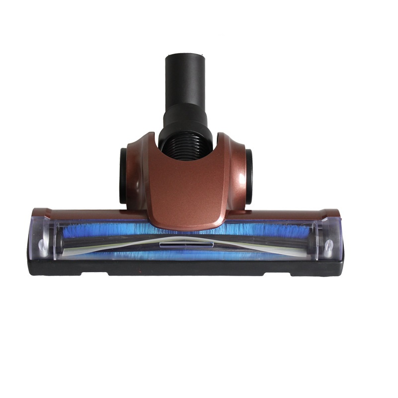 Air Driven Turbo Brush Carpet Floor Brush Tool For  + Adapter For Dyson V7 V8 V10 Vacuum Cleaner Nozzle Parts Brush Head