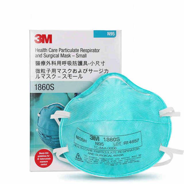 N95 1860 3m 1860s For Virus Anti Dust Children Adult Mask