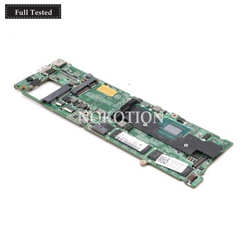 NOKOTION DAD13BMBCC1 CN-09WT99 09WT99 9WT99 Main board For dell XPS 13 L322X laptop motherboard I5-3337U CPU 8G DDR3 Full tested