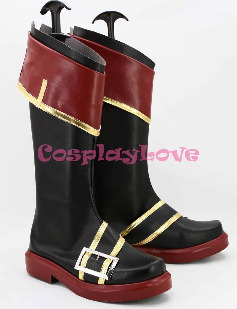 Newest Custom Made Japanese Anime Kantai Collection Kiso Cosplay Shoes Long  Boots For Halloween Christmas Festival CosplayLove-in Shoes from Novelty ...