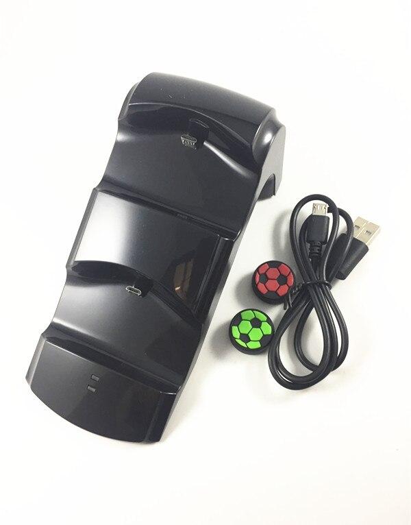 High-heeled Shape Travel <font><b>Dual</b></font> USB Port Charging Dock Station Stand Holder Support <font><b>Charger</b></font> For Sony <font><b>PS4</b></font> Slim Pro <font><b>PS4</b></font> Controller
