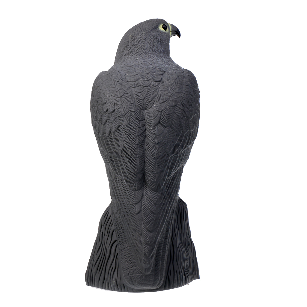 Image 4 - Lifelike Scarecrow Artificial Eagle Decoy Birds Deterrent Garden Defense Hawk Tree Decoration Animals Scare-in Hunting Decoy from Sports & Entertainment