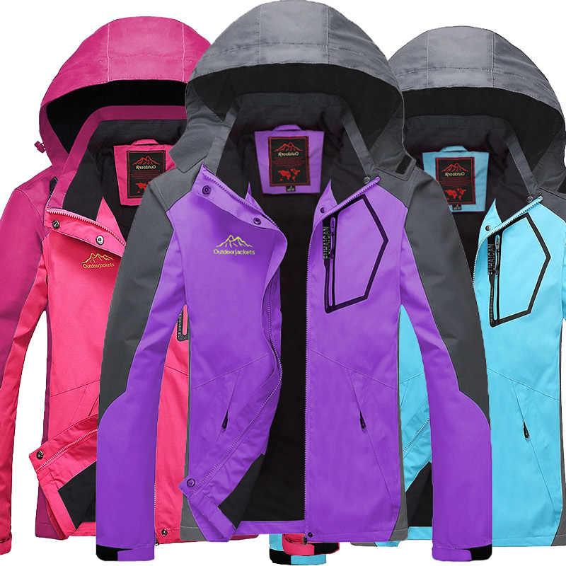 女性男性ジャケットコートjaqueta女性のclothing fahsionウインドブレーカージャケットジャケットアウターチャケータ防水防風カップル