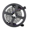 5 м/лот 5 м 150LED не водонепроницаемый 12 В SMD 5050 гибкий свет белый/теплый белый/красный/синий/зеленый/желтый/RGB LED полоса, 60LED/м