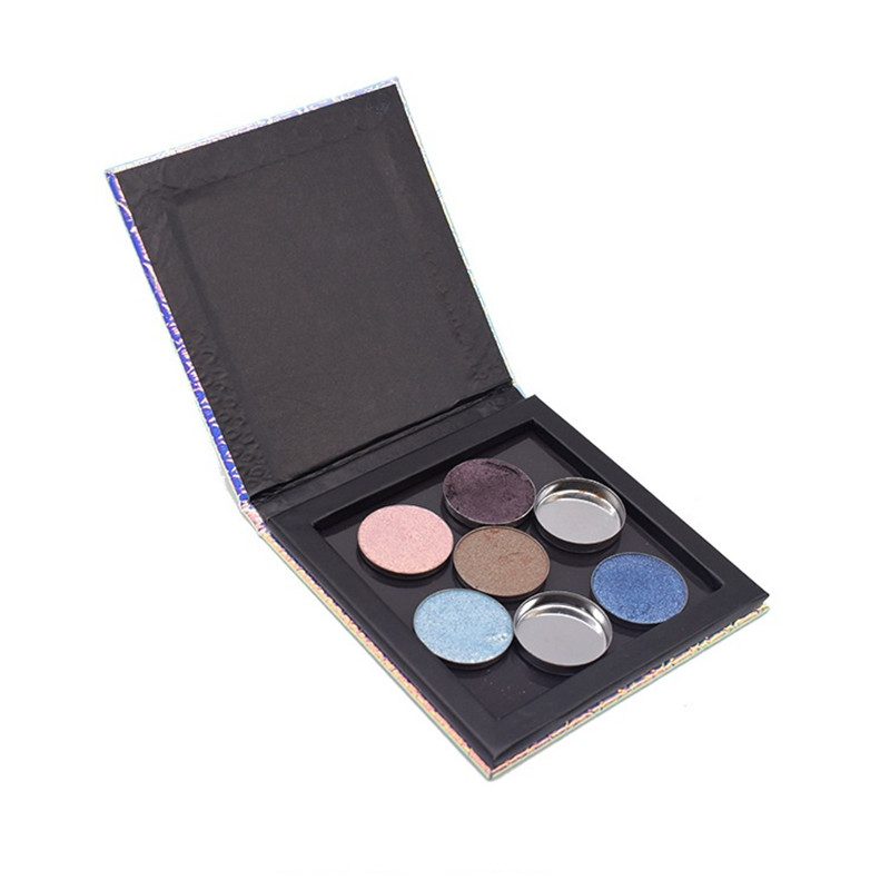 Diy Empty Magnetic Palette Refill Eyeshadow Blush Easy Carry Beauty Pigment Makeup Cosmetic Storage Tools High Quality Colorful Beauty & Health