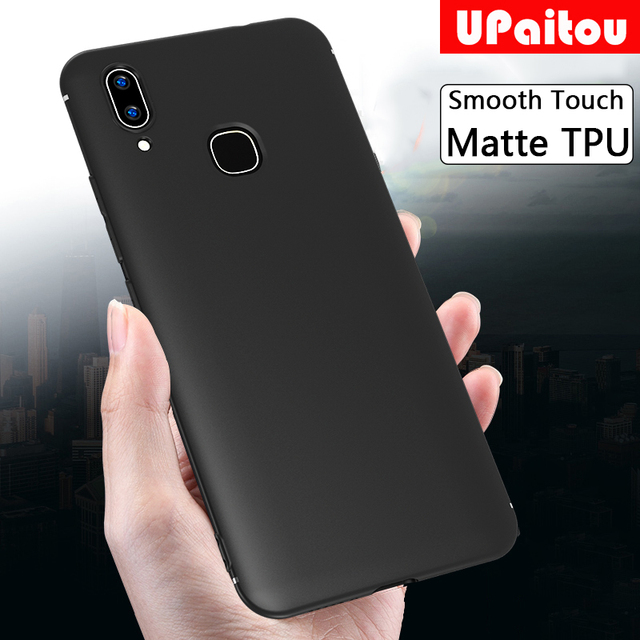 separation shoes f1761 ed24f US $1.59 20% OFF UPaitou Cover Case for Vivo Z1 V9 Y85 Case Ultra Thin Back  Cover For Vivo Z1 V9 Y85 Phone Full Case Cover-in Fitted Cases from ...