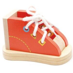 Montessori Wooden toys wear ro