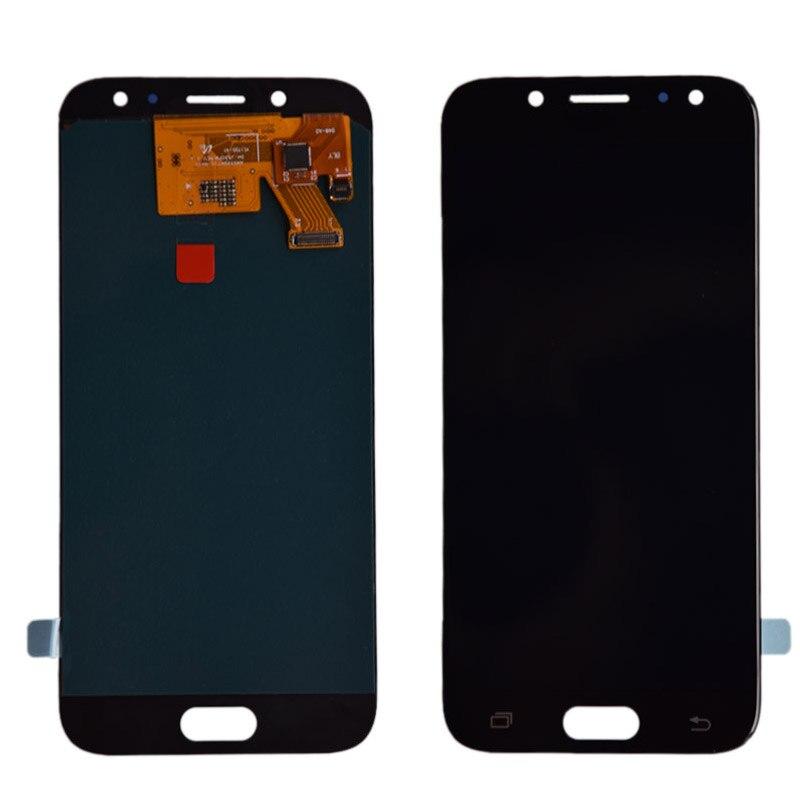 D'origine Super AMOLED LCD Pour Samsung Galaxy J5 Pro 2017 J530 J530F LCD Affichage à L'écran Tactile Digitizer Assemblée lcd J5 duos 2017