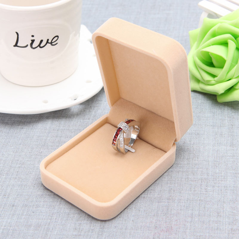 Jewelry Ring Earring Necklace Bracelet Storage Box Organizer Display Case Organizer Women Jewelery Storage Valentines Day Gift