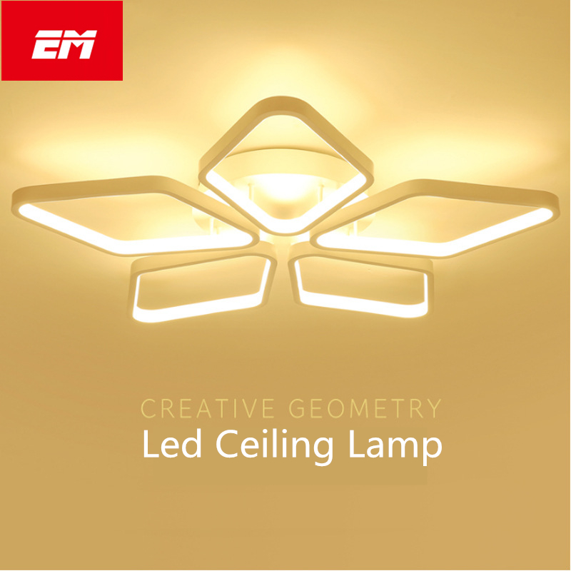 Modern Led Ceiling Lamp Round Super Thin 5cm Ceiling Light For Bedroom Kitchen Lamp Indoor lighting AC90~260V Ceiling lights health and disease in chad