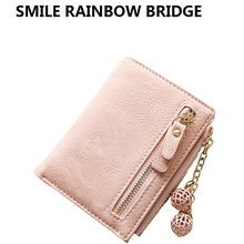 2018 New Small Women Wallet Mini Lady Wallets Female Purse Girl Money Bag Card Coin Holders Pocket Fold Multifunction Wallet unishow cute bow wallet women small female purse brand lock designer ladies wallet mini coin purse girl change bag card holders