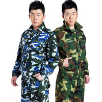 Outdoor Camouflage Suit Training Suits Sets Army Military Uniform Men Combat Hunting Clothes Set Military Jacket