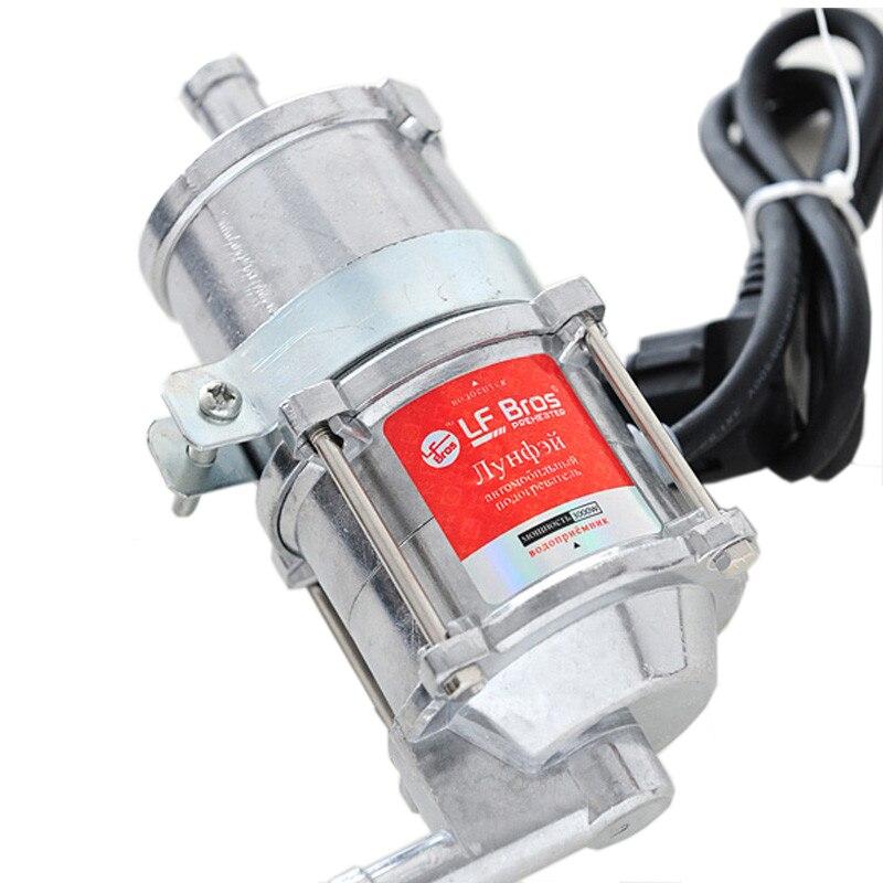 220 V-240 V 3000 W motor de gas de calentador de estacionamiento eléctrico calentador webasto diesel calentador de aire aparcamiento coche precalentador de refrigerante de calefacción