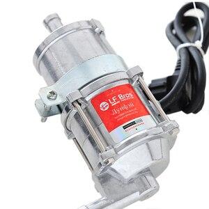 Image 2 - 220V 240V 3000W Motor heizung gas elektrische parkplatz heizung webasto diesel heizung Air Parkplatz Auto Vorwärmer heizung für 2,5 L 6,2 L