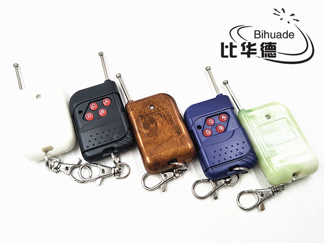 315mhz Rf Remote Control Learning Code 1527 For Gate Garage Door