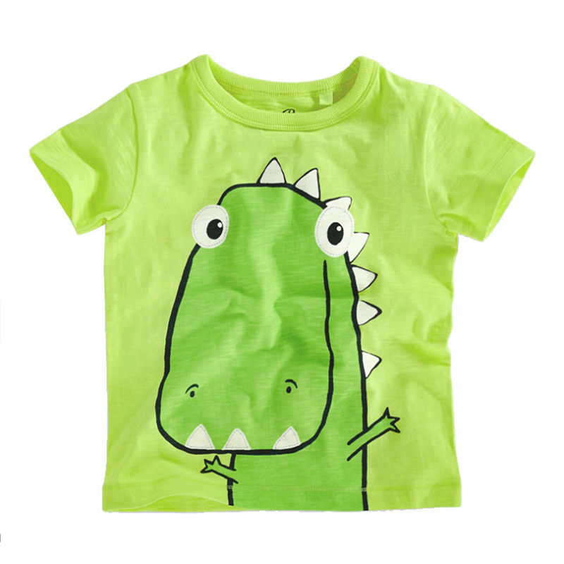T-shirts for Boys Baby Clothes Clothing for Babies Kids Clothes Boys Dinosaur t shirt Children Tops Boys Tees Brand tshirt Girl