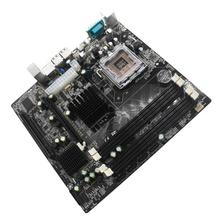 P45 Desktop Motherboard Mainboard LGA 771 LGA 775 Dual Board DDR3 Support L5420 DDR3 USB Sound Network Card SATA IDE the new motherboard for intel 945gv 775 pin ddr2 graphics card sound card card support for single and dual core