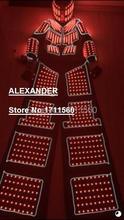 EL led robot costumes /costume led lumineux / LED Clothing / led Light suits / traje con leds-318