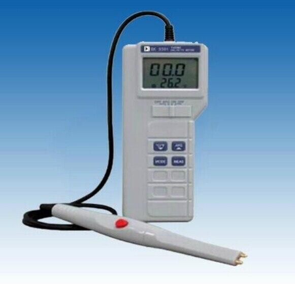 Соль Соленость метр тестер микро процессор база BK8391 цифровой измеритель солености