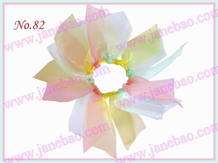 Новые 100 шт/партия цвета в ассортименте кружева и маленькие розочки бисером бант цветы для волос повязка для волос