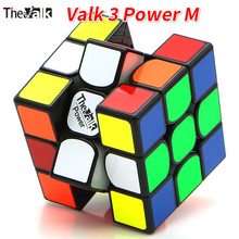 Valk3 Power M Magnetic Cube Valk 3 Mini Valk3 Size Cube 3x3 Speed Mofangge Competition Cubes