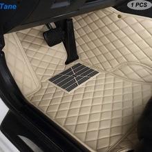 Tane кожаные автомобильные коврики для mercedes w245 w169 ml w163 w164 w246 slk r171 cls w219 w212 w245 cla gla аксессуары ковер