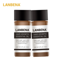 LANBENA Hair Growth Products Essential Oil Liquid Treatment Preventing Hair Loss