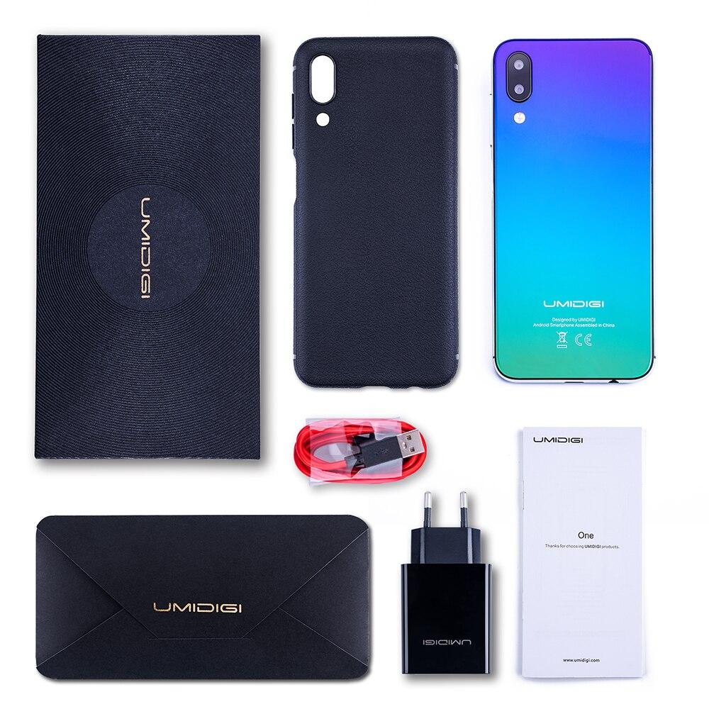 UMIDIGI one Octa Core téléphone portable 5.9