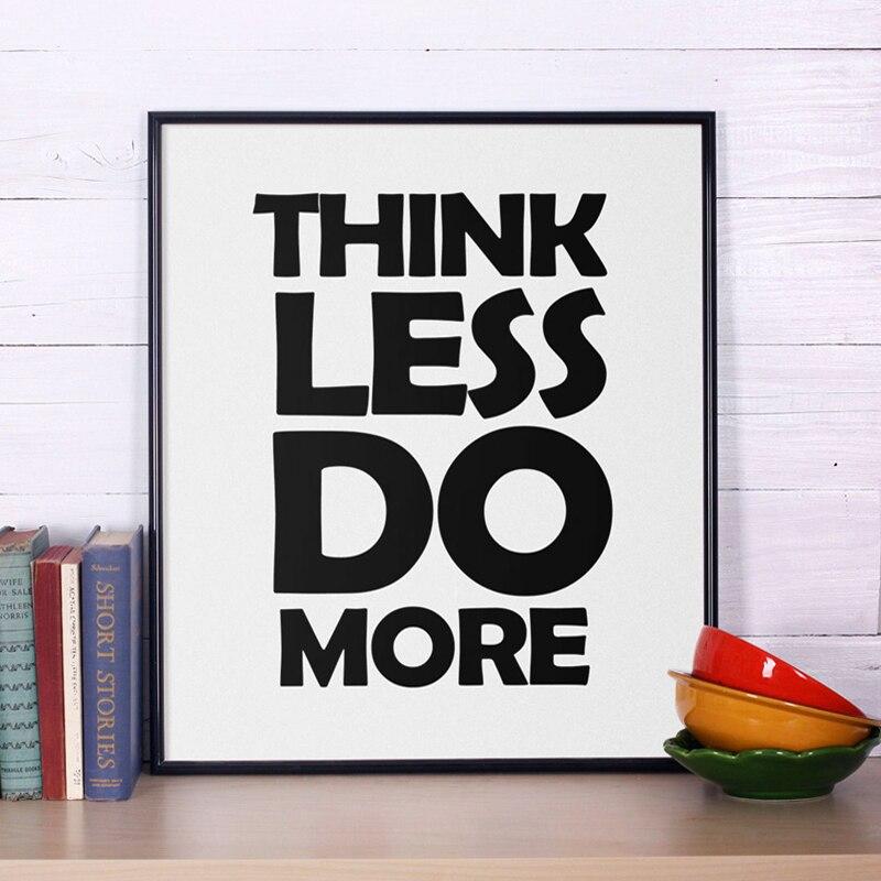 Glaube Weniger Mehr Tun, Inspirational Zitate, motivation Zitate ...