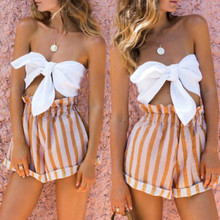 03b068f6c21 Thefound Womens Ladies Bandage Bardot Bandeau Boobtube Ribbed Sleeveless  Short