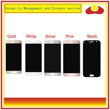 10 pièces/lot pour Samsung Galaxy S7 G930 SM G930F G930F écran LCD avec écran tactile panneau numériseur