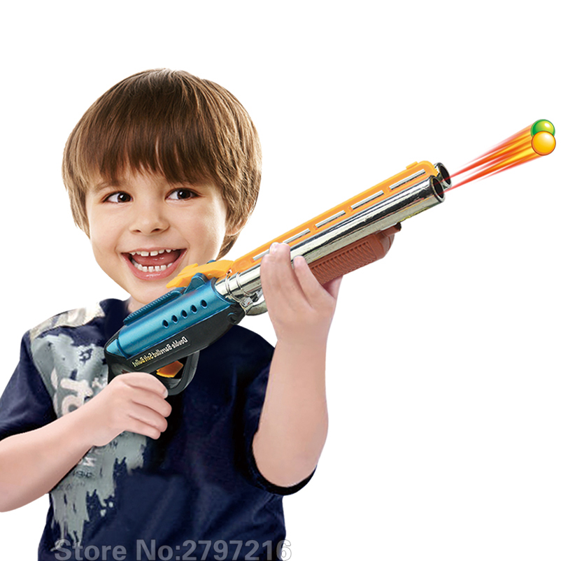 NEW Shooting NF Air Soft Gun Airgun Paintball Gun Pistol & Soft Bullet Gun Plastic Kids Toys High Quality for kid toy