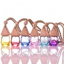 6ml femmes Vide verre parfum huile essentielle bouteille pot cosmétique Mini Portable rechargeable parfum bouteille Flacon Vide Cosmetique