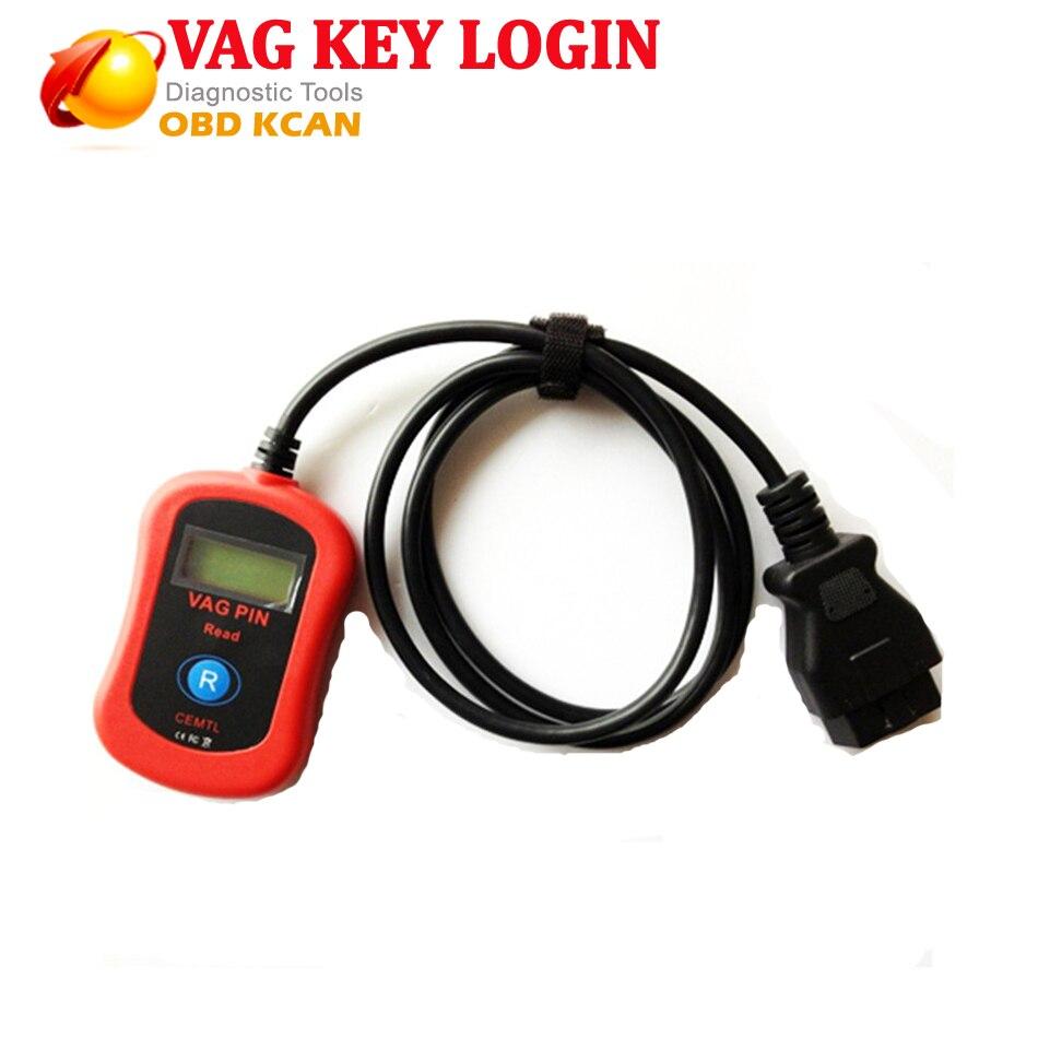 Vag ридер пин кодов Auto Key Программист OBD2 Vag ключ Войти автомобиля инструмент диагностики товара Reader