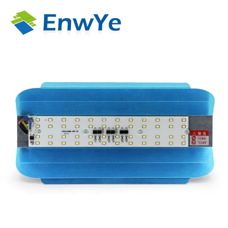EnwYe LED LODINE WOLFRAM 50 Watt 100 Watt Flutlicht Flutlicht 220 V Led-strahler Refletor LED Außenbeleuchtung Gargen lampe neueste