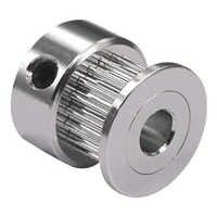 Etmakit GT2 20 zahn Timing Pulley Aluminium 3D Drucker Teile 2GT Bohrung 5mm Breite 6mm Teil Synchron Rad getriebe mit Schraube Zähne