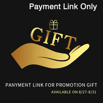 Payment link only for brands shopping week Promotion gift only requested order buyers payment link image