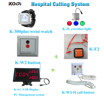 Nurse calling system for patient emergency situation