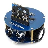 AlphaBot2 robot building kit for BBC micro:bit (no micro:bit).