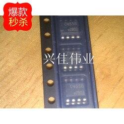 10 шт. Новый C4558 TJM4558CDT Двойной Рабочий Усилитель SOP-8 ST
