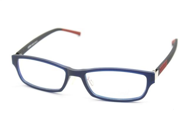 Qualidade genuína mão feita óculos de armação CUSTOM MADE de memória ULTRA leve óculos de leitura óptica Photochrmic lens + 1 + 1.5 + 2 a + 8