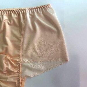 Image 4 - Erkek Sissy Dantel Yumuşak Bikini Külot Sissy Iç Çamaşırı Külot Eşcinsel Jockstraps Külot seksi iç çamaşırı erkek külot