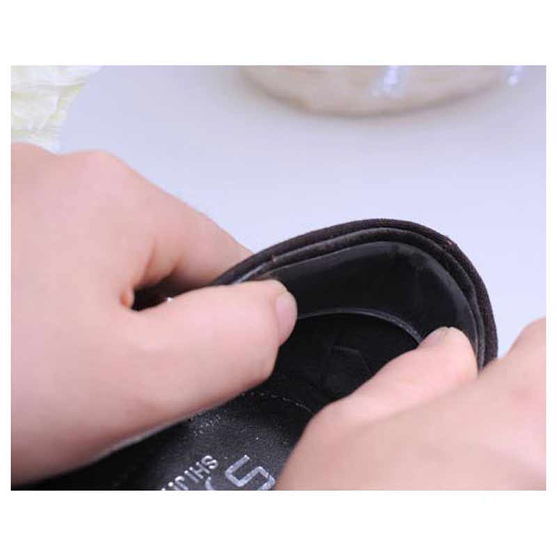 10Pair Invisible Gel Pads For Feet Insoles High Heel Sticker Shoe Liner Heel Grips For Heel Pain Relief Heel Back Pain Support