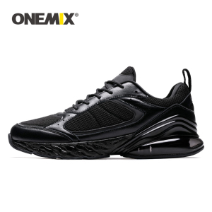 Image 1 - ONEMIX Running Sports Shoes Men Sneakers Women Winter Autumn Outdoor Jogging Sneaker Shock Absorption Cushion Soft Midsole Shoe