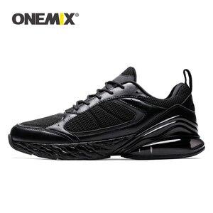 Image 1 - ONEMIX รองเท้าวิ่งกีฬารองเท้ารองเท้าผ้าใบผู้ชายผู้หญิงฤดูหนาวฤดูใบไม้ร่วงฤดูใบไม้ร่วงกลางแจ้งวิ่งจ๊อกกิ้งรองเท้าผ้าใบ Shock Absorption Cushion Soft รองพื้นรองเท้า