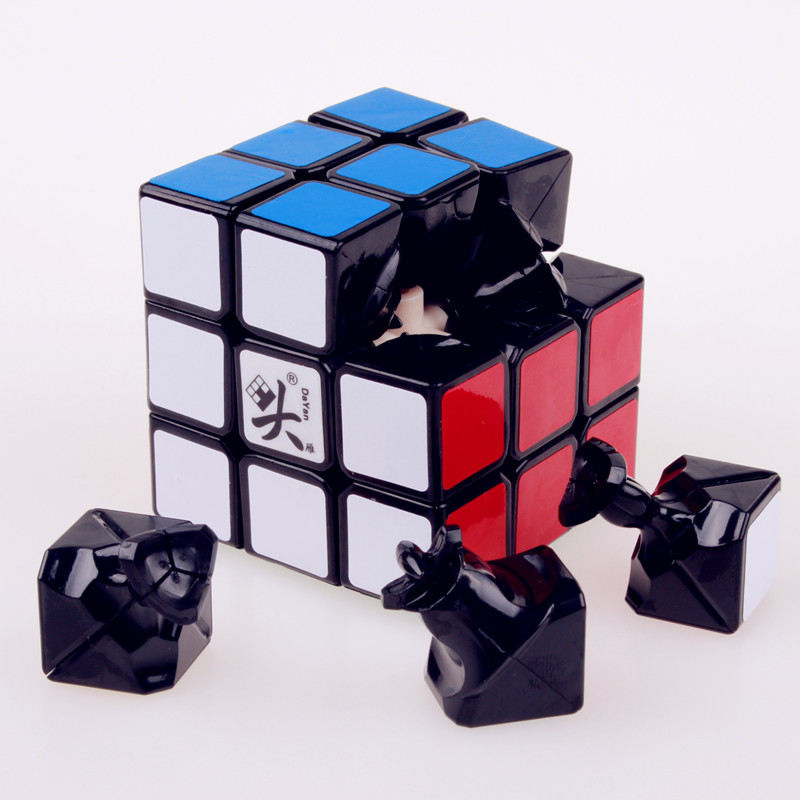 57mm 3x3x3 dayan 5 zhanchi magisk hastighet kub pussel ultralätt - Spel och pussel - Foto 2